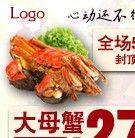 陽澄湖大閘蟹 淘寶 淘寶鉆展圖圖片
