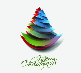 圣誕樹創意設計圖片