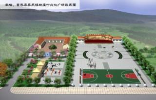 新农村规划图片