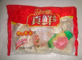 思念真鲜水饺图片