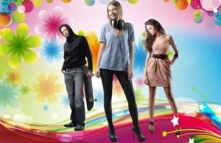 时尚服装促销图片